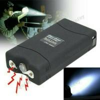 Senjata Kejut Listrik / Alat Setrum with LED Flashlight