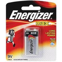 Baterai Kotak 9V ENERGIZER MAX ALKALIN Batre Batere 9 Volt setara abc