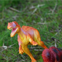 Import 12PCS Kids Gift Plastic Jurassic Play Model Toys Mini Dinosaur