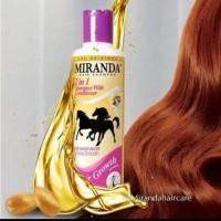 shampo kuda miranda 2 in 1