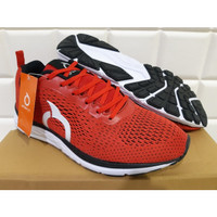 ORIGINAL Sepatu Running / Sneakers OrtusEight Vector Ortred / White