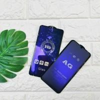 TEMPERED GLASS 5D WARNA ANTI BLUE LIGHT 3D FULL COVER SAMSUNG A7 2018
