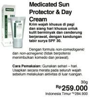 Medicated Sun Protector & Day Cream
