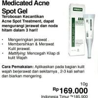 Ana Biosis Medicated Acne Spot Gel