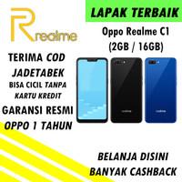 Handphone Oppo Realme C1 2GB 16GB GARANSI 1 TAHUN