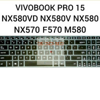 Keyboard Protector Asus Vivobook Pro 15 F570 NX580VD M580 X570