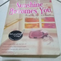 novel original. sunshine becomes you. ilanatan