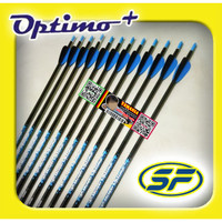 Arrow SF OPTIMO spine 350 Pure Carbon ID 4.2mm - ANAK PANAH