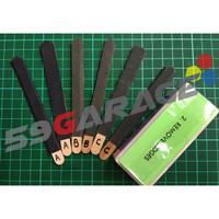 Polishing Set Exia-gundam model kit Tool