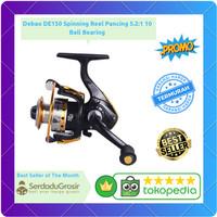 Reel Pancing Mini Spinning Debao DE150 5.2:1 10 Ball Bearing