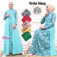 Areta maxi Dres Muslim new