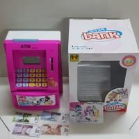 Mainan ATM Bank / Celengan Mini