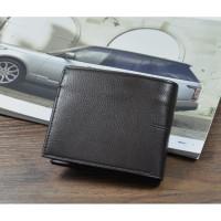 Promo BOWEISI mens wallet - dompet bifold pria - FREE EXCLUSIVE