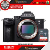 Kamera SONY Alpha A7 III Body Only