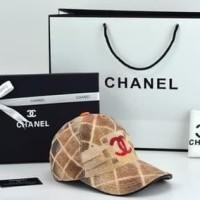 Topi Chanel Baseball Best Premium Hermes Dior Philip Lim Prada Armani