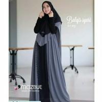 Pakaian Baju Busana Muslim Wanita BALQIS Setelan Gamis Syari Terbaru