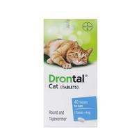 Drontal Cat Obat Cacing untuk Kucing