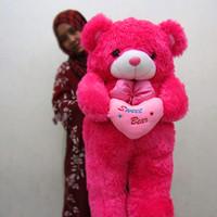Boneka Teddy Bear Love Jumbo