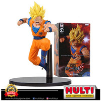 DRAGON BALL SS2 SON GOKU SUPER SCULTURES BIG COLOSSEUM 6 VOL 4 36391