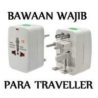 Adaptor charger universal travel