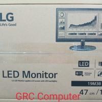 LG Monitor LED 19M38