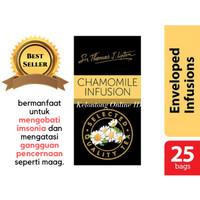 Lipton Teh Celup Chamomile - Isi 25 Sachet x 1gr
