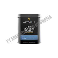 Kopi Artcofie Java Robusta Tin Box Whole Bean 150gr