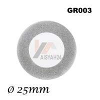 25mm Mata Gerinda Diamond untuk Mini Grinder Wheel Cutting Disc