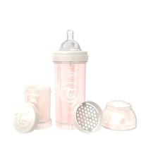 Twistshake Anti Colic Baby Bottle Pearl Champagne 260ml