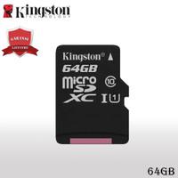 Kingston MicroSD Card Canvas Select Class 10 MicroSDXC 64GB