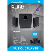Simbadda CST 3000N Multimedia Speaker