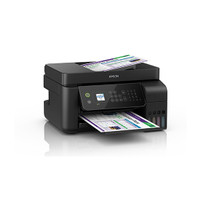Printer Epson L5190 Wi-Fi Direct All in ADF EcoTank ganti Epson L565