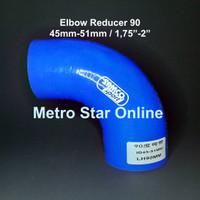 "Samco Elbow Reducer 90 / 1,75"" - 2"""
