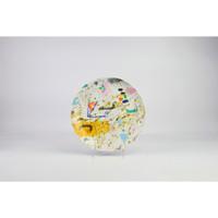 (2pcs) Zen Art Jakarta Piring Designer Iabadio Piko - 21 cm Giftbox