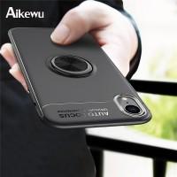 Case Autofocus Magnetic Ring Samsung A6 A6 S7 Edge Note 8 9 s8 s8 S9 J