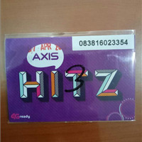 Perdana Kuota Axis BOY 3GB
