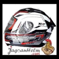 Kyt Helm Rc Seven / Rc7 / Rcseven / Rc-Seven #14 Promo Special