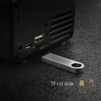 [Import] Speaker Bluetooth Klasik Retro 5W Loudspeaker Support TF