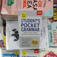 Buku Students Pocket Grammar - Teguh Handoko