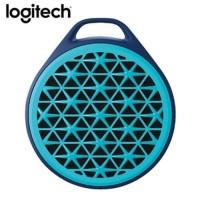 Speaker Logitech X50 Bluetooth Wireless Original - Biru