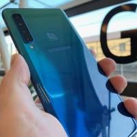 Samsung a9 2018 6/128 bekas mulus fullset 100%