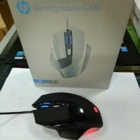 HP Mouse Gaming G200