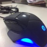 Mouse Gaming Hp G200 Macro