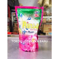 Rinso Molto ROSE FRESH Deterjen Cair Refill 750 ml | Rinso Cair 750ml