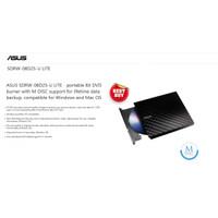 External DVD Asus model SDRW-08D2S-U LITE - portable