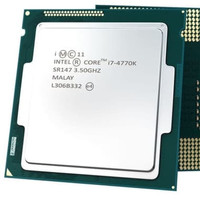PROCESSOR INTEL LGA1150 I7-4770K 3.5GHZ TRAY HASWELL