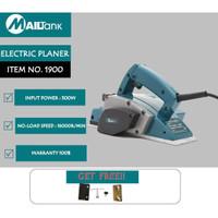 Mesin perencana listrik Serut Ketam - Planner Kayu Mailtank Electric