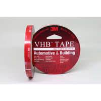 Double Tape 3M VHB 12 mm x 4,5 m ORIGINAL / DOUBLE FOAM TAPE