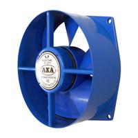 AC Cooling AKA EA-FD21070A2HBL 8 Inch Fan Panel Pendingin Cooler