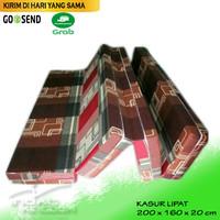 INOAC KASUR LIPAT BUSA SUPER 200 X 160 X 20 CM JAPAN QUALITY